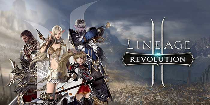Lineage 2 Revolution Android iOS