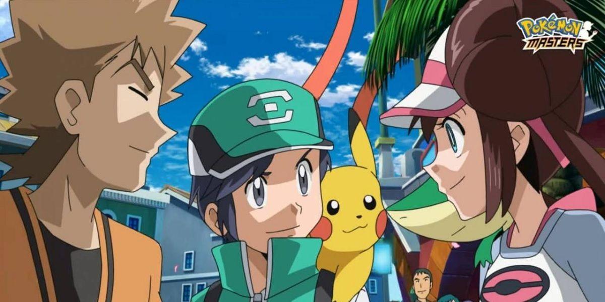 Lista completa de compis en Pokemon Masters