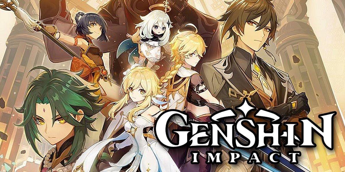 Todos los personajes Genshin Impact