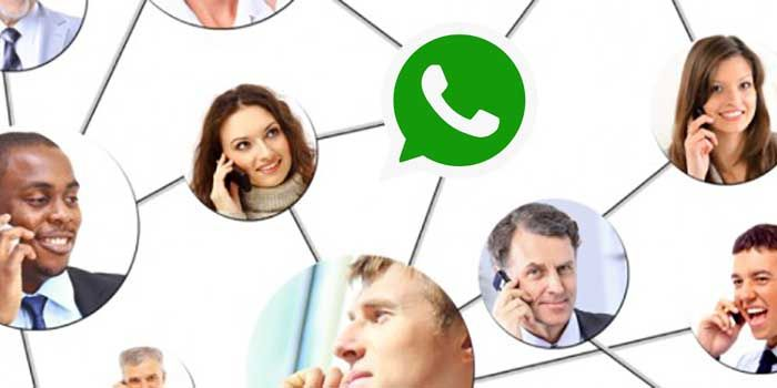 Llamadas grupo WhatsApp
