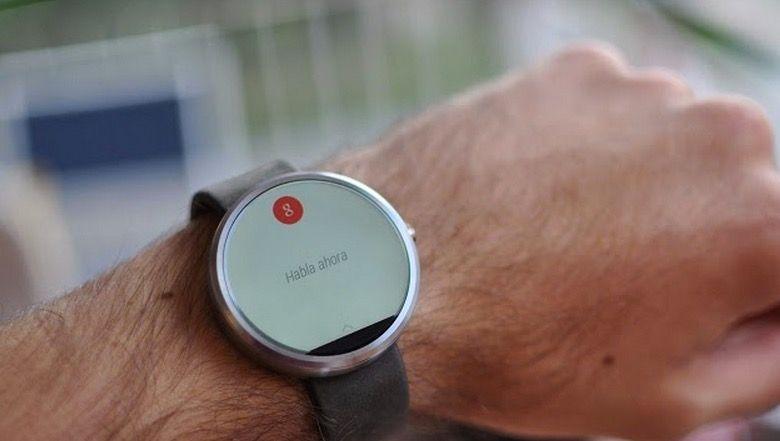 Llamar con Android Wear