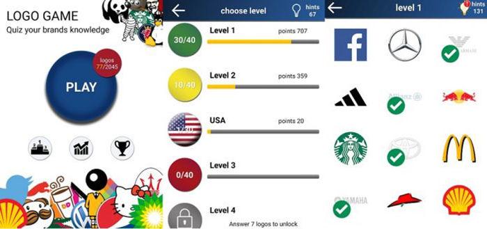 Logo Game para Android