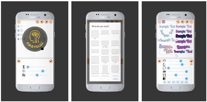 Logo Maker Plus para Android