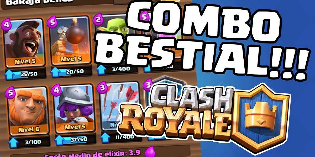 Los 10 mejores combos de Clash Royale Especial 2020