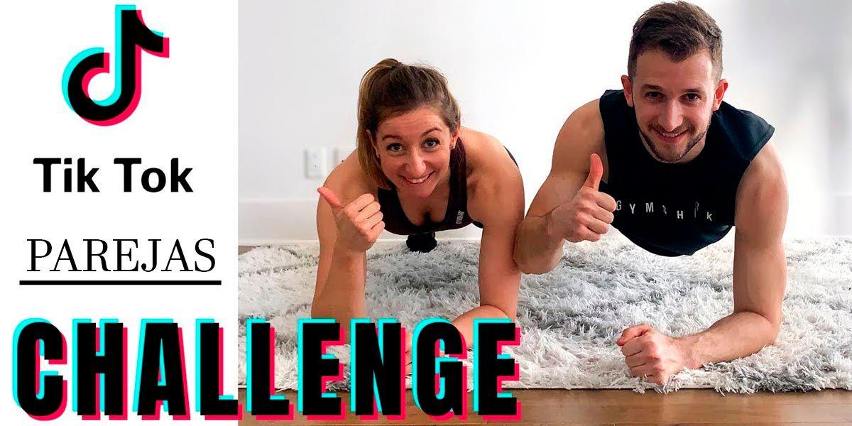 Los 10 mejores retos de TikTok para parejas