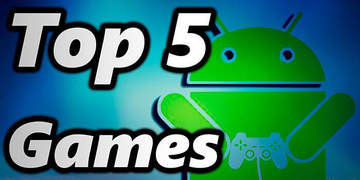 Los 5 mejores juegos de la semana para Android