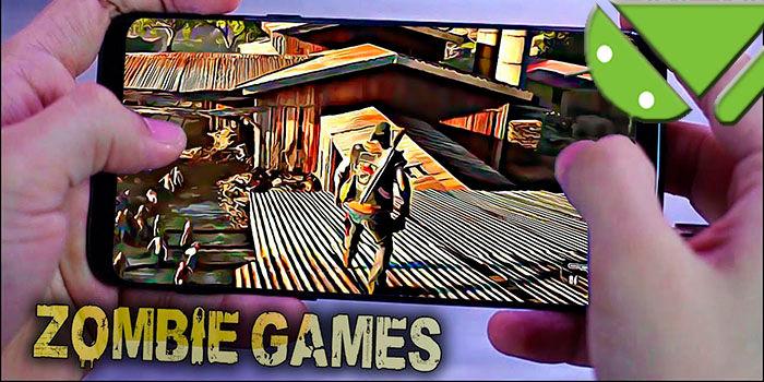 Los 5 mejores juegos de zombies para Android 2018