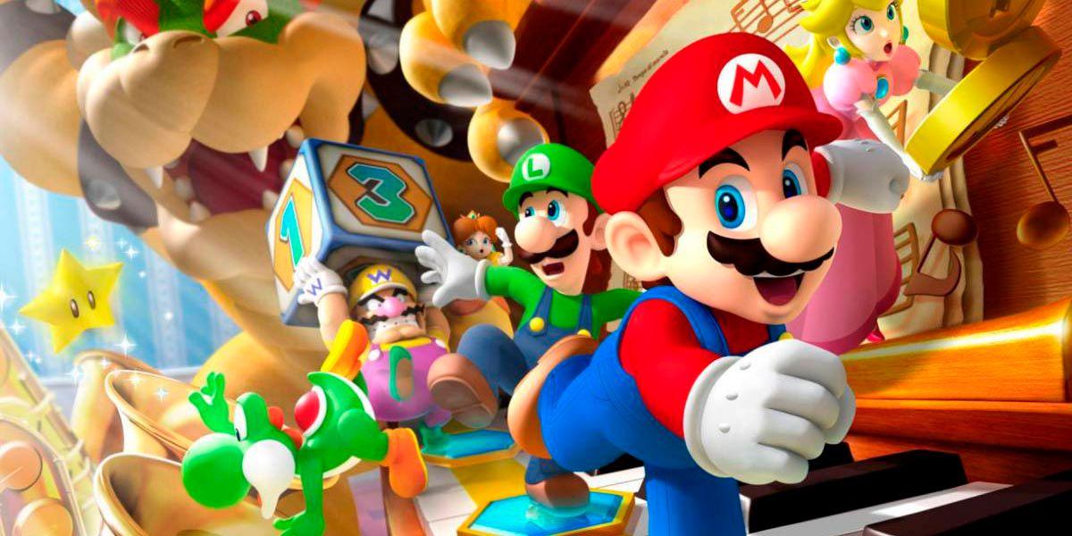 Los 5 mejors juegos de Mario para movil