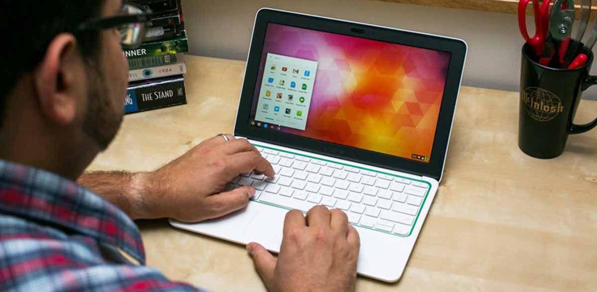 Los Chromebooks aumentaron también sus ventas