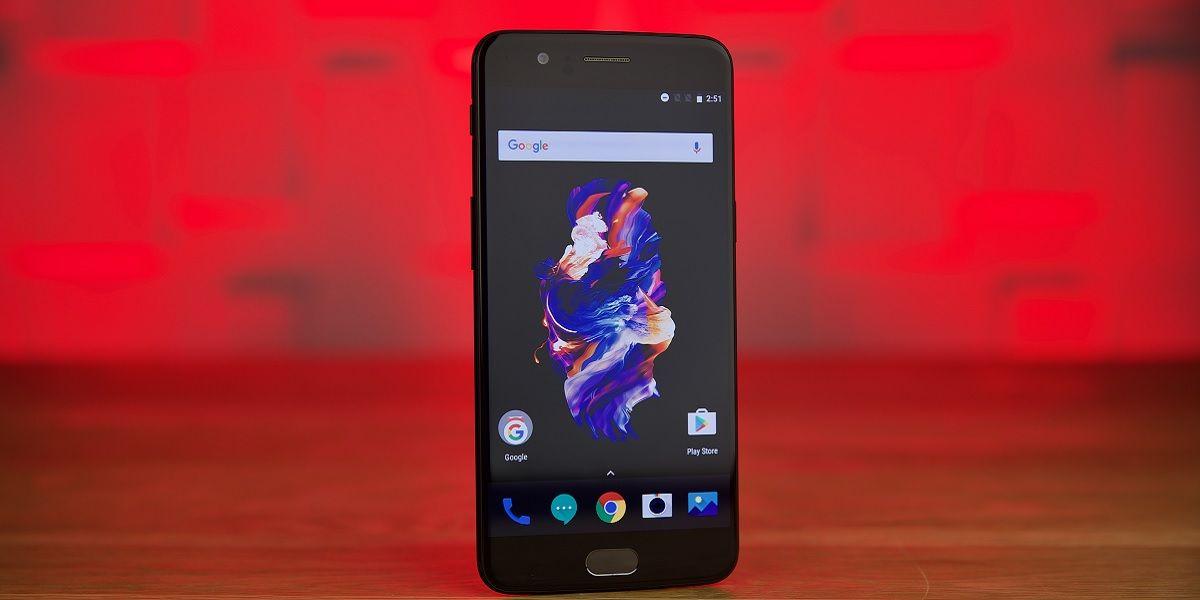 Los OnePlus 5 actualizan a Android 10 oficialmente