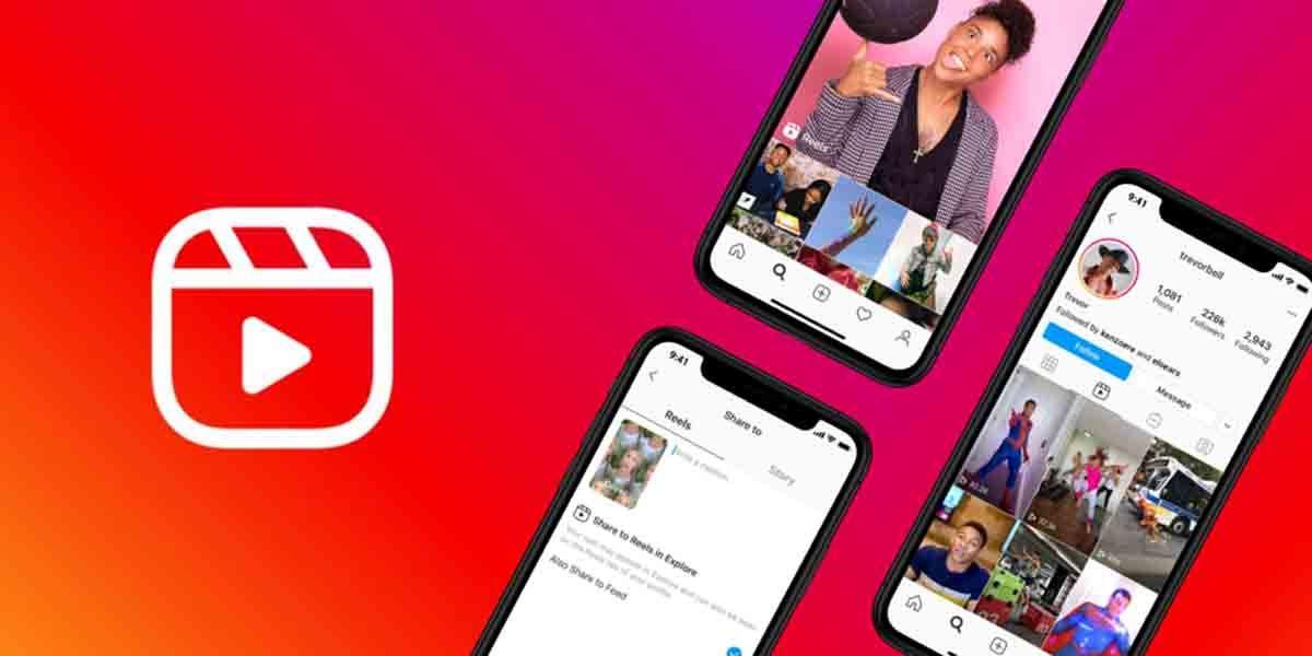 Los Reels de Instagram no se ven, ¿cómo lo arreglo?