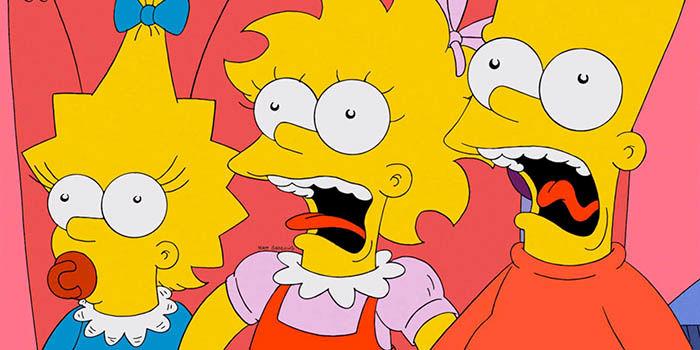 Los Simpson para siempre en Neox