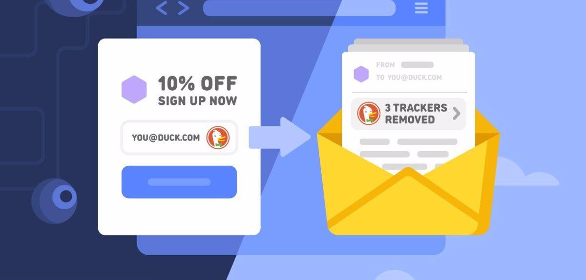 DuckDuckGo introduce un servicio gratuito de correo temporal para proteger al usuario de los rastreadores