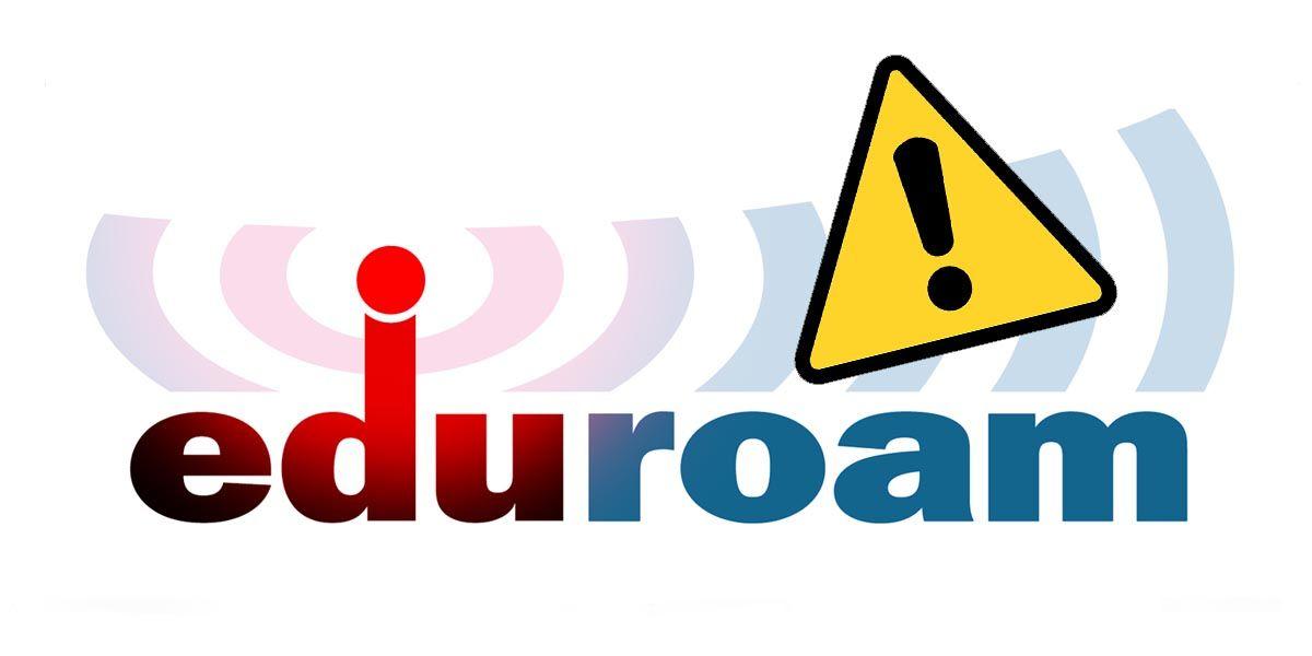 Los fallos de seguridad de la red WiFi Eduroam hacen que se filtren miles de contraseñas