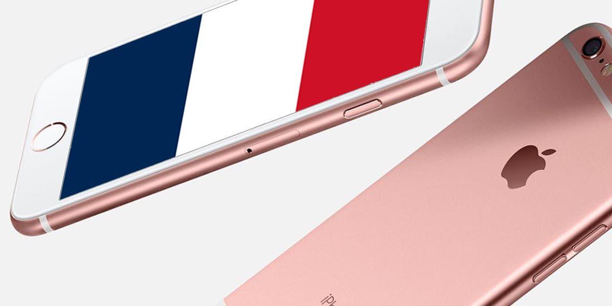 Los iPhone viejos van más rápidos si configuras Francia como región