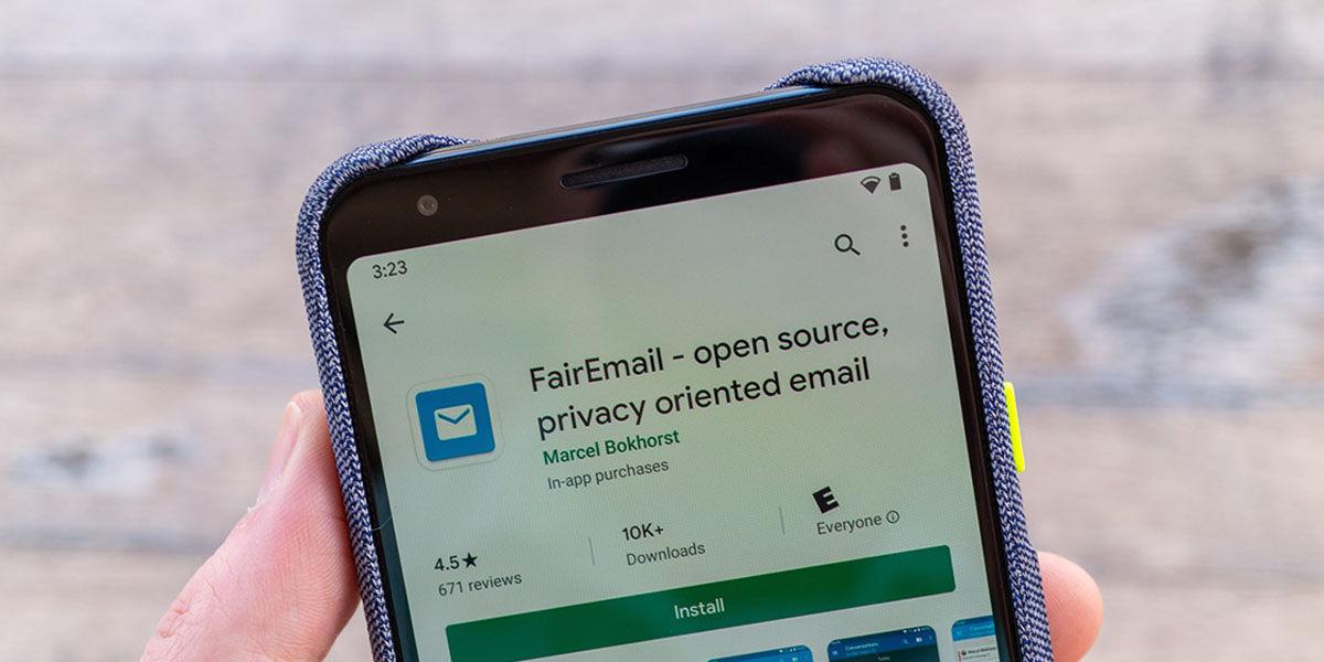 Los mejores clientes de correo libres para Android