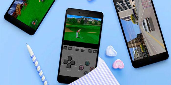 Los mejores emuladores PS1 Android