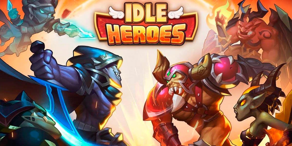 Los mejores heroes de Idle Heroes