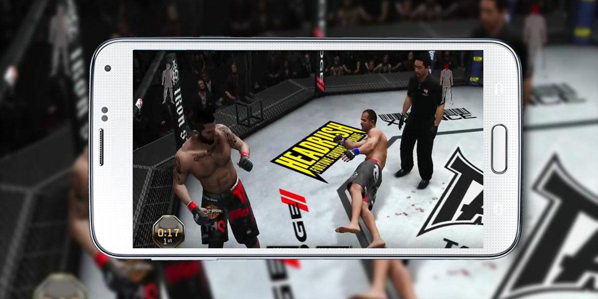 Los mejores juegos de UFC para Android 2020