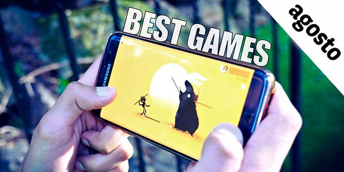 Los mejores juegos de agosto 2018 para Android