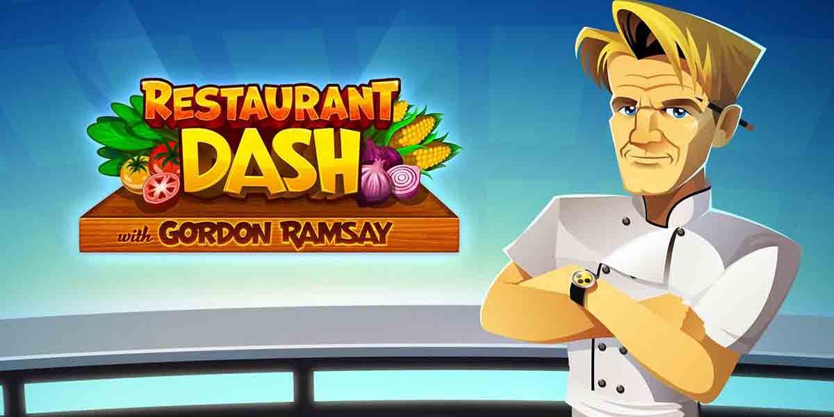 Los mejores juegos de cocina para tu móvil. Gordom Ramsay Dash