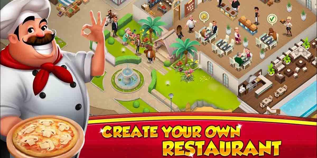 Los mejores juegos de cocina para tu móvil. World Chef