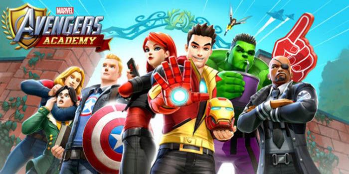 Los mejores juegos de los vengadores para Android