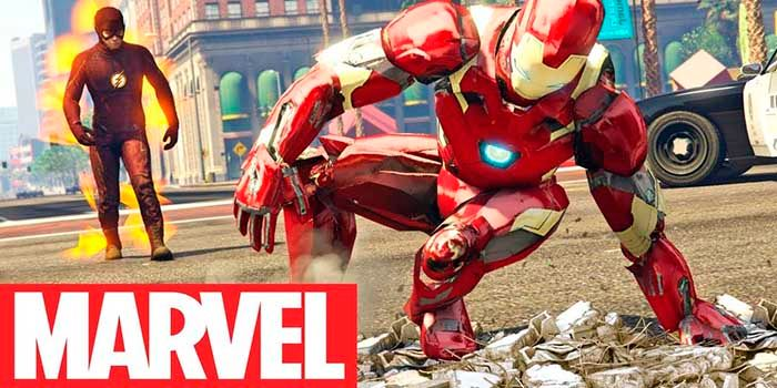 Los mejores juegos de superheroes para Android