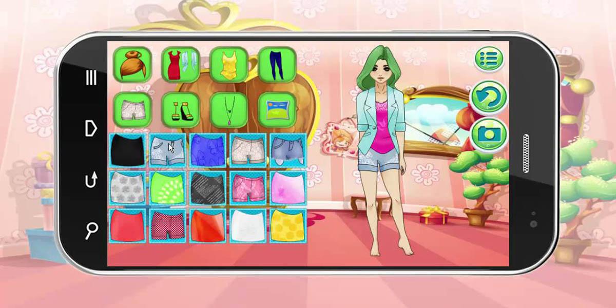 Los mejores juegos de vestir y maquillar para Android