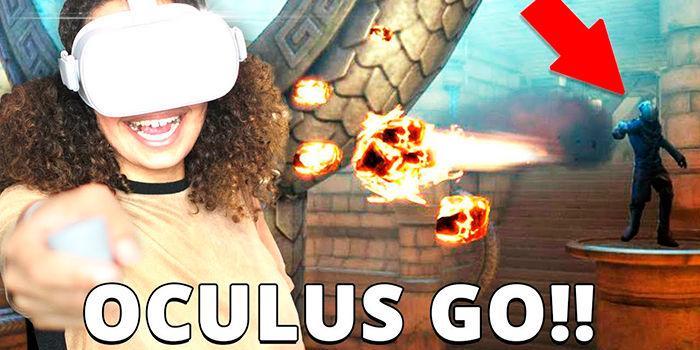 Los mejores juegos gratis para Oculus Go