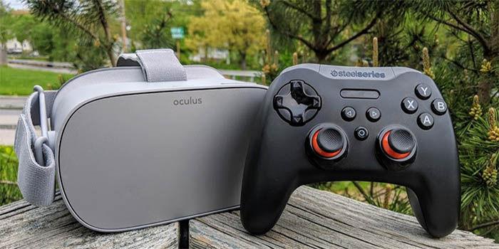 Los mejores mandos para el Oculus Go