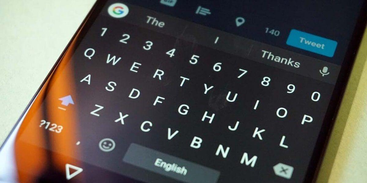 Los mejores teclados para usar en Android