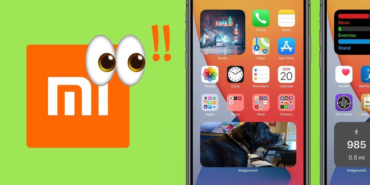 Nuevos widgets de Xiaomi para MIUI 12.5