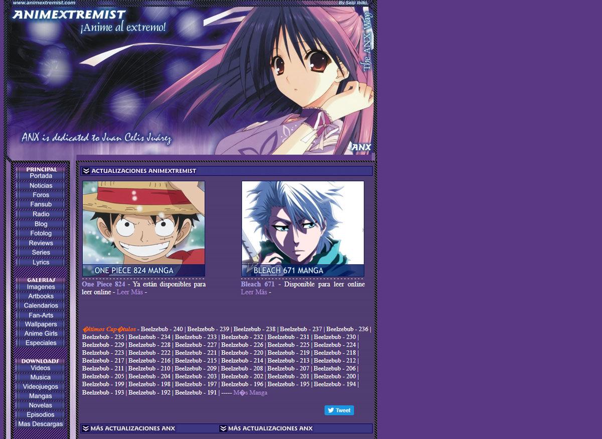 Los portales online más completos para leer manga y ver anime online en español
