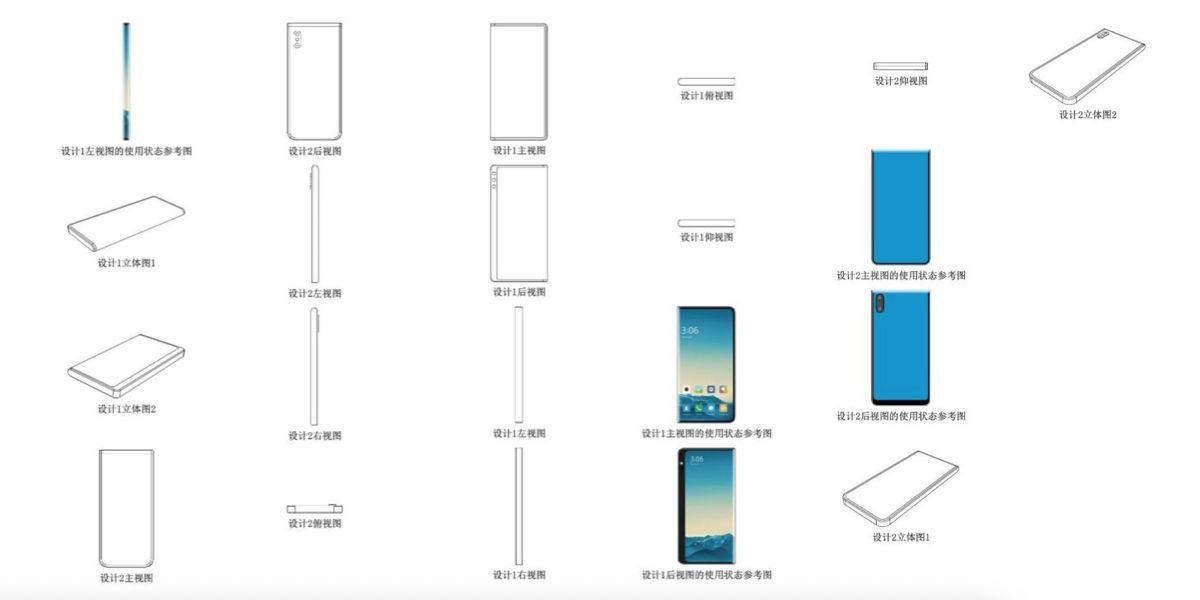 Los teléfonos de triple pantalla podrían ser el futuro de Xiaomi