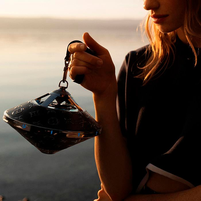 Louis Vuitton altavoz bluetooth OVNI
