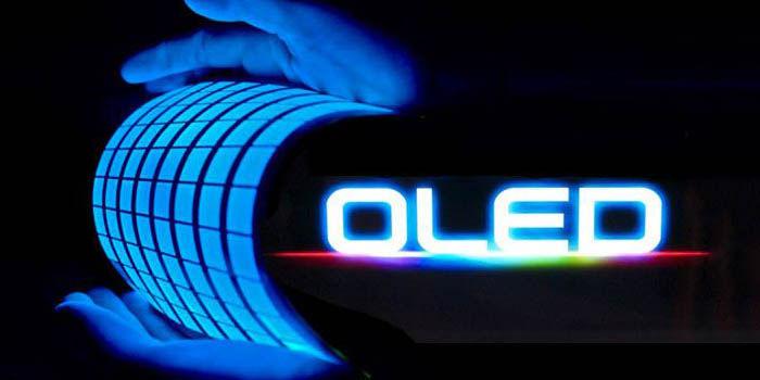 Móviles chinos con pantallas OLED