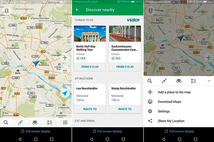 MAPS.ME para Android