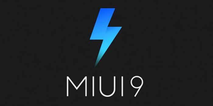 MIUI 9 version estable