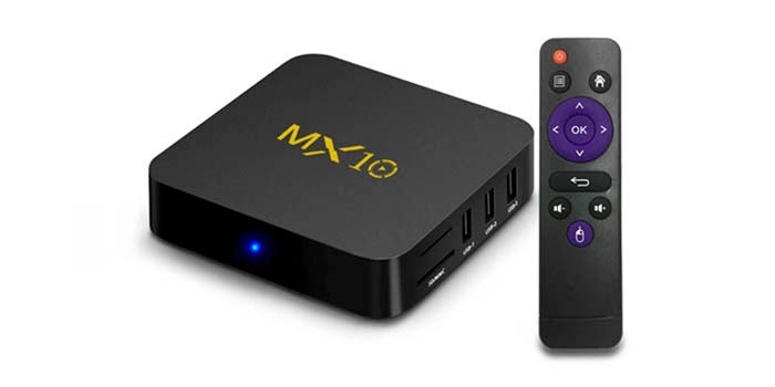 MX10 Android TV