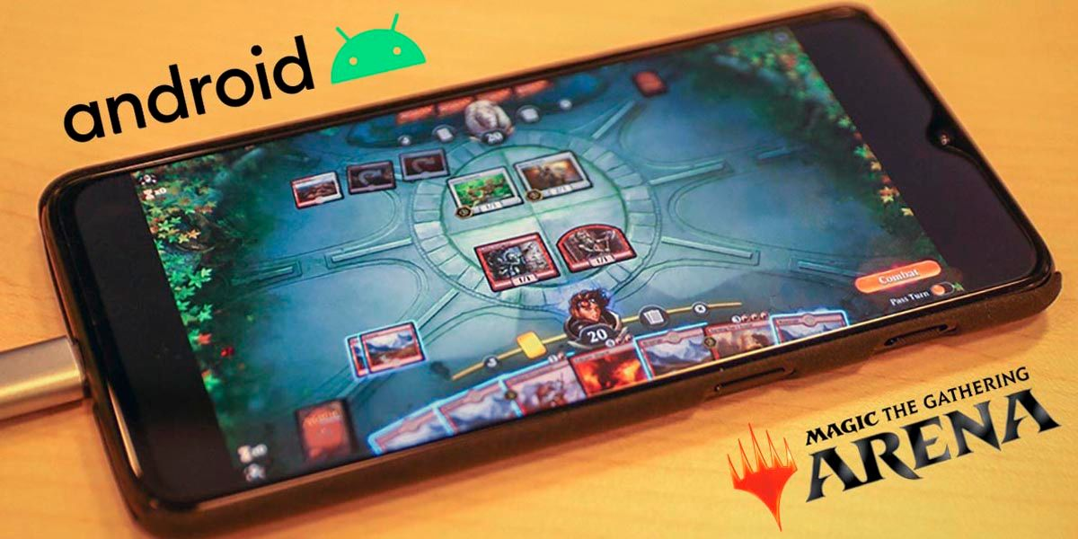Magic The Gathering Arena juego de cartas para Android
