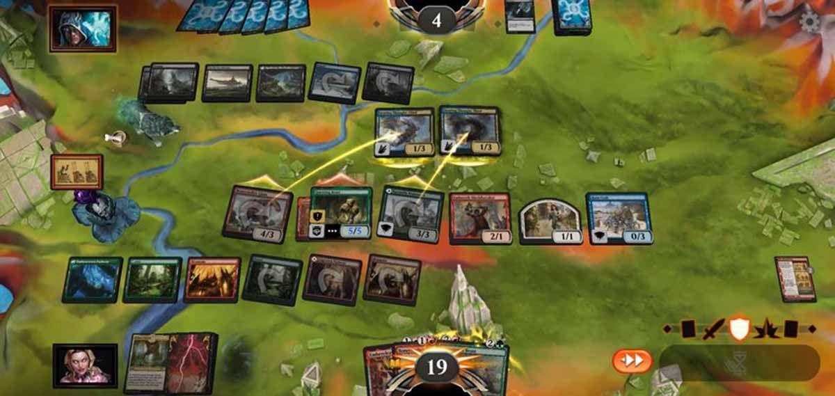 Magic The Gathering Arena para Android es la mejor forma de iniciarse en este maravilloso juego