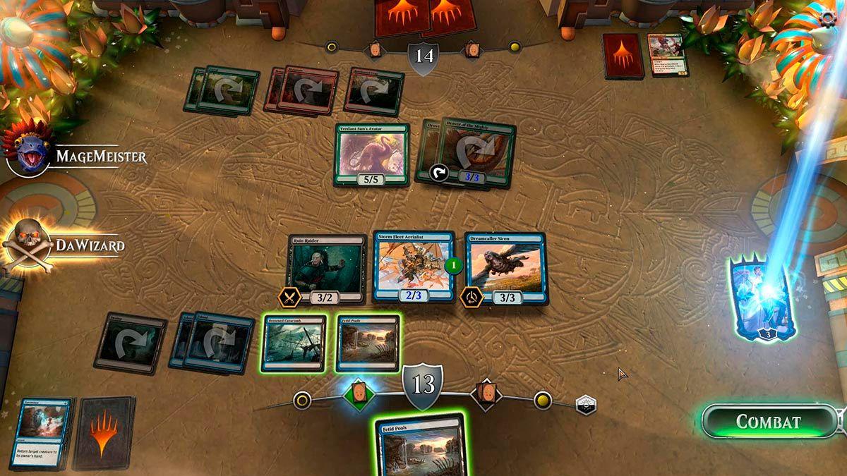 Magic The Gathering Arena para Android