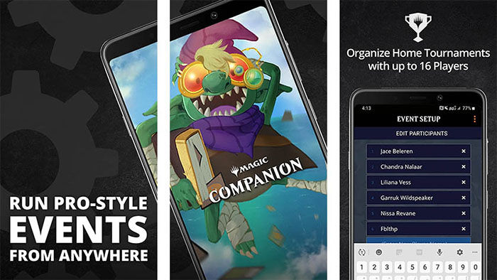 Magic The Gathering Companion para Android