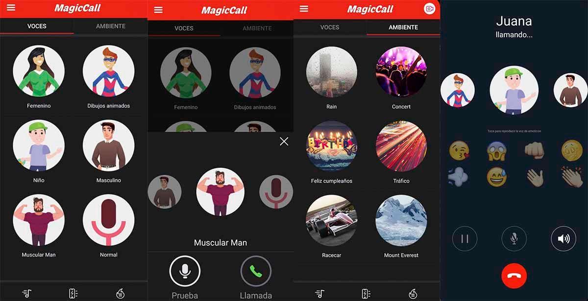 MagicCall un modulador de voz que no te decepcionará