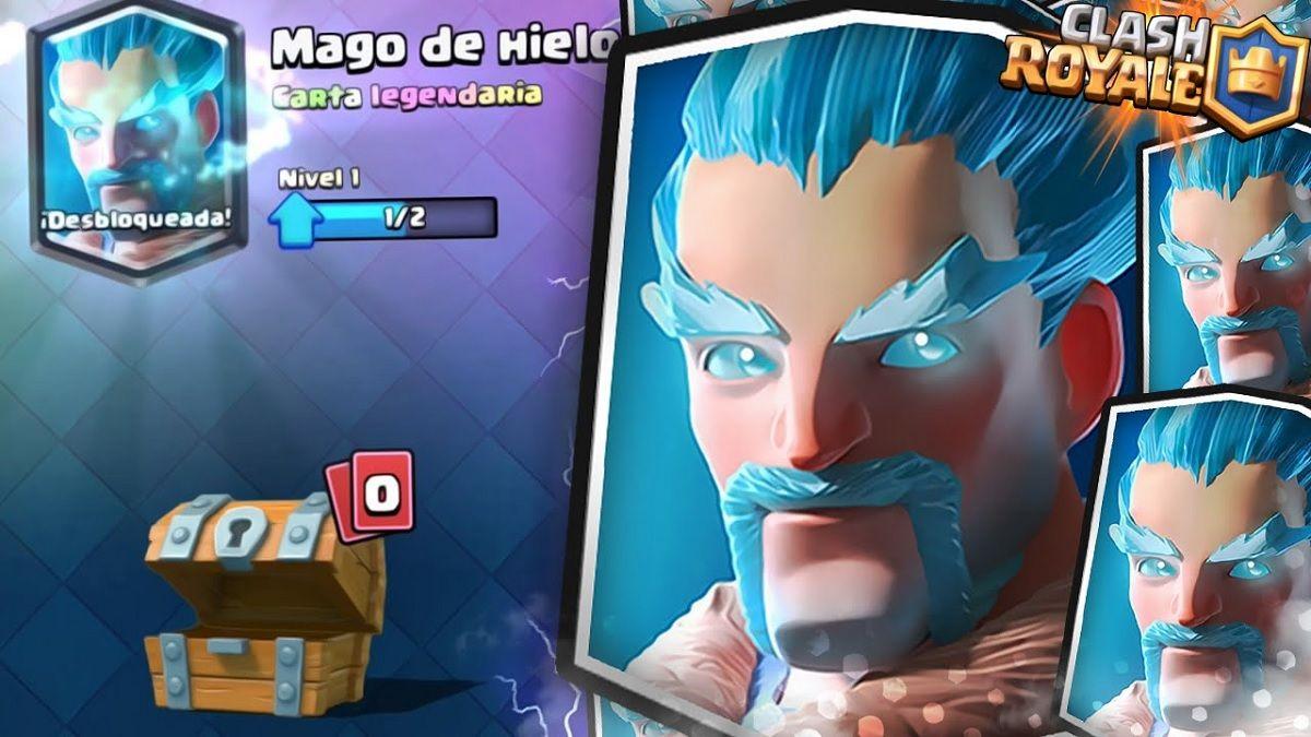 Mago de hielo Clash Royale