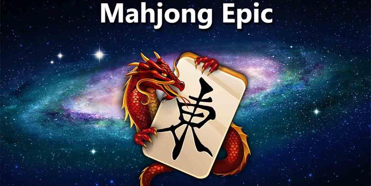 Mahjong Epic juego Android