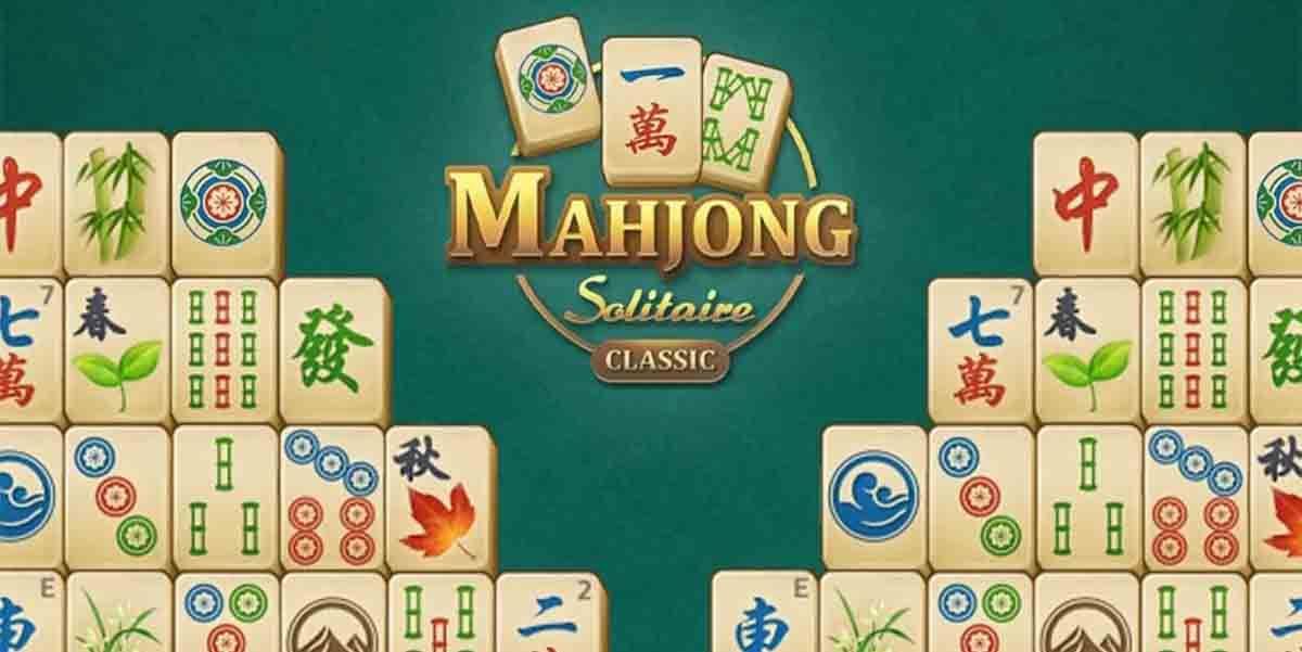 Mahjong Solitario juego Android