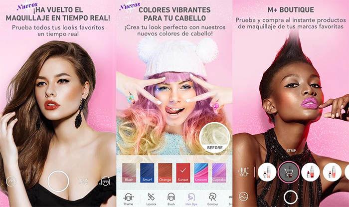 MakeupPlus capturas