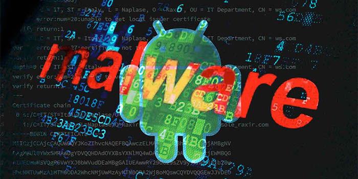 Malware en móviles Android